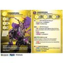 Ninja Division Codifier Kisa Relic Knight 3