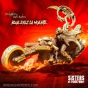RH Blue Eyez La Muerte, Hell Rider Daughter 1