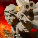 RH Blue Eyez La Muerte, Hell Rider Daughter 3