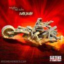 RH Evita Death, Hell Rider Daughter 1