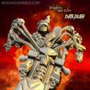 RH Evita Death, Hell Rider Daughter 4