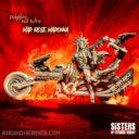 RH Mad Rose Madonna, Hell Rider Daughter 1