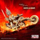 RH Razor La Blanca, Hell Rider Daughter 1