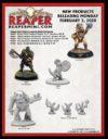 Reaper Miniatures Februar Releases 2