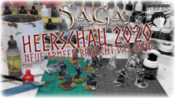 ST Stronghold Terrain SAGA Heerschau 2020