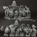 Scibor Dwarf Eagle Warriors 1
