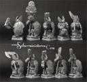 Scibor Dwarf Eagle Warriors 4