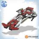 TTCombat DFC Resistance TridentOlympus 09