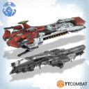 TTCombat DFC Resistance TridentOlympus 11