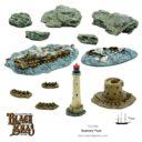 Warlord Games Black Seas Scenery Pack 2