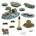 Warlord Games Black Seas Scenery Pack 3