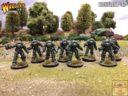 Warlord Games Konflikt 47 Soviet Heavy Infantry 1