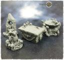 ZM Zealot Miniatures Accursed Chamber