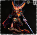 ZM Zealot Miniatures Agamemnoth, Demon Lord 1
