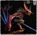 ZM Zealot Miniatures Agamemnoth, Demon Lord 2