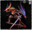 ZM Zealot Miniatures Agamemnoth, Demon Lord 3