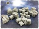 ZM Zealot Miniatures Supply Room Dungeon Clutter