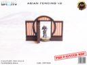 Antenociti's Workshop Asian Fence V25