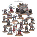 Games Workshop New T'au, New Titans, And More! 9