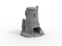 Imperial Terrain Desert Storage Tower STL Datei