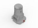 Imperial Terrain Desert Storage Tower STL Datei2