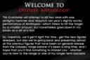 JoeK Odyssey ANTHOLOGY Kickstarter 2