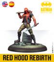 Knight Models Batman Miniature Game Red Hood Rebirth Jason Todd 01