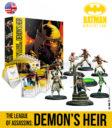 KnightModels Batman The League Of Assassins Demon S Heir 01