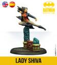 KnightModels Batman Miniature Game Lady Shiva 01