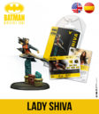KnightModels Batman Miniature Game Lady Shiva 02