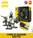 KnightModels Batman Miniature Game League Of Assassins Acolytes 06