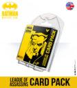 KnightModels Batman Miniature Game League Of Assassins Card Pack English 02