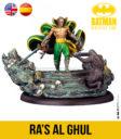 KnightModels Batman Miniature Game Ras Al Ghul 01