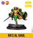 KnightModels Batman Miniature Game Ras Al Ghul 02
