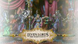 LS Last Sword Elven Lords The Queen's Duty 1