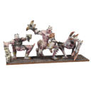 MG Abyssal Dwarf Grotesques Regiment 1