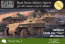 The Plastic Soldier Company SdKfz 250 15mm Preview 1