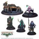 Warcradle Studios The Hidden Ones Faction Starter Set 4