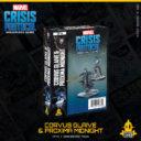 AMG Marvel Crisis Corvus Glaive & Proxima Midnight 1