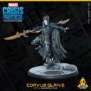 AMG Marvel Crisis Corvus Glaive & Proxima Midnight 2