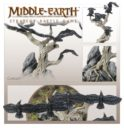 Forge World Middleearth Crebain 3