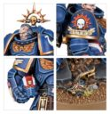Games Workshop Lieutenant Amulius Der Space Marines 2