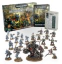 Games Workshop Warhammer 40.000 Weissagung Des Wolfes 1