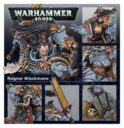 Games Workshop Warhammer 40.000 Weissagung Des Wolfes 3