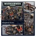 Games Workshop Warhammer 40.000 Weissagung Des Wolfes 6