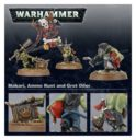 Games Workshop Warhammer 40.000 Weissagung Des Wolfes 7