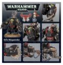 Games Workshop Warhammer 40.000 Weissagung Des Wolfes 9