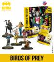 KM Batman Miniature Game Birds Of Prey English 1