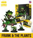 KM Batman Miniature Game Frank & The Plants Ingles 1