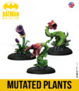 KM Batman Miniature Game Frank & The Plants Ingles 3